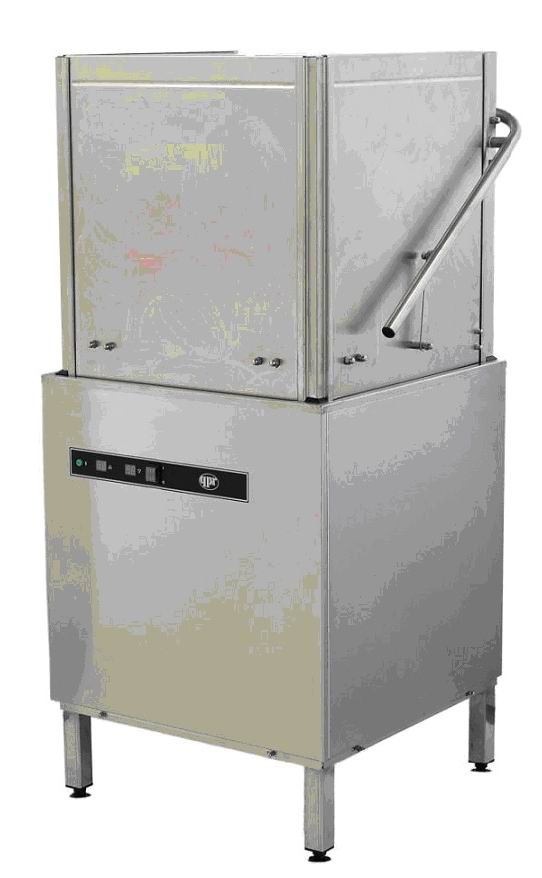E60P lift door commercial dishwasher for the small hotel, restaurants, factory canteens