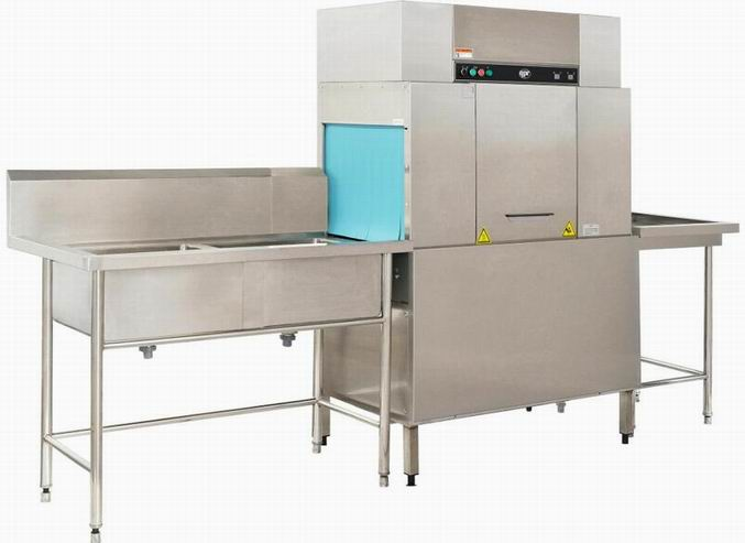 C44P commercial conveyor dishwashers